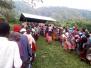 Humanitaire ramp in Oeganda