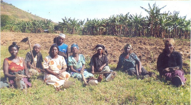 landbouw 2Ngugho Women Group