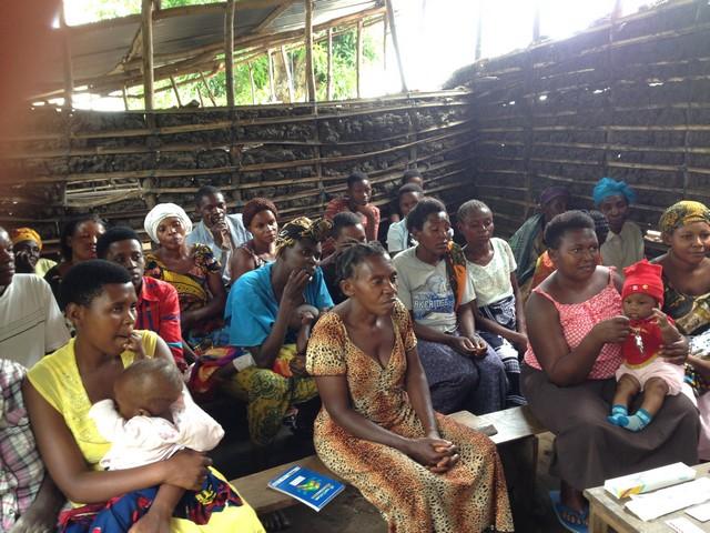 landbouw 3 training duurzame landbouw en familieplanning